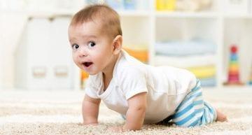 Ventajas gateo - Mundo Bebé