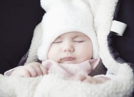 Inivierno y el bebé - Mundo Bebé